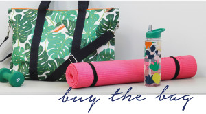 The new Green Dreamer collection that inspired design for the shopper.