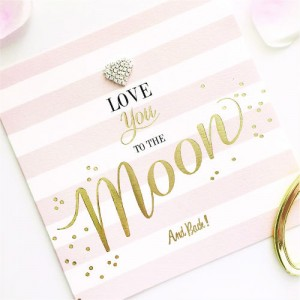 Beautiful sentiment from Hearts Design