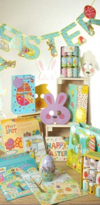 IG's Easter range includes home decoration, tableware, craft kits, gift bags and greeting cards.