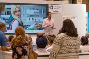 Speaking at last year's Autumn Fair