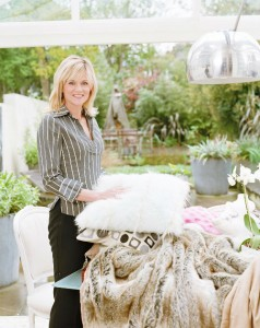 Linda Barker recognises the close link between surface pattern trends on homewares and greeting cards.