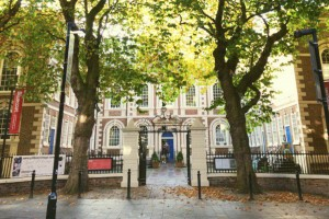 The Bluecoat Art Gallery and Studios in Liverpool