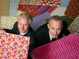 Anders Hedlund and former ceo of of International Greetings, Nick Fisher.
