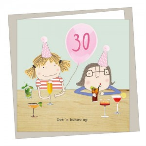 Age cards from Rosie Made a Thing are particularly popular