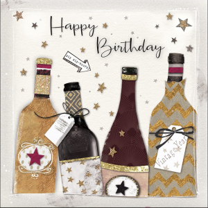 The finishes coupled with the designs make Hammond Gower's Luxe cards a winner.