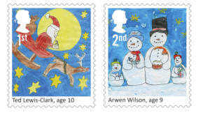 Indies hope is that the supply of this year's Christmas stamps (the result of the design competition for schoolchildren) will be plentiful.