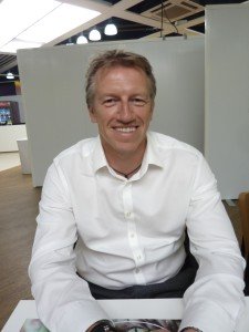 Andy Watts has just joined The Sherwood Group as managing director.
