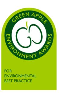 Instawrap has been awarded a Green Apple award.