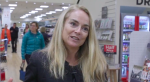 Rachel Russell, WHSmith High Street's business unit director of general merchandise, explained all about the new trial in a video filmed by Retail Week publication.