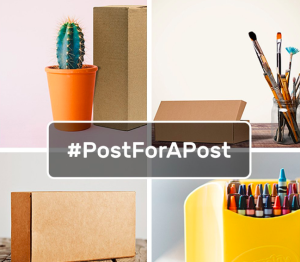 Ipostparcels recently launched a Post A Post Day (on Sept 18) when it offered to pay the postage on parcels sent on that day for people who shared their story.