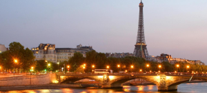 A trip to Paris is one of the great prizes in The Light Fund charity raffle.