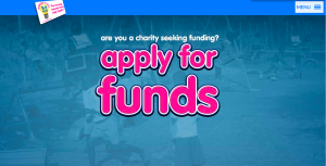The Light Fund's online submission form makes it very easy for charities to subkit their proposals for funding.