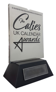 All winners will receive a special pewter trophy that has been created for The Calies.