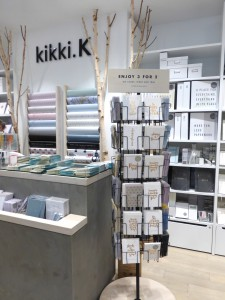 The co-ordinated pretty Swedish-style Kikki.K design will be translated onto products with third parties through licensing.