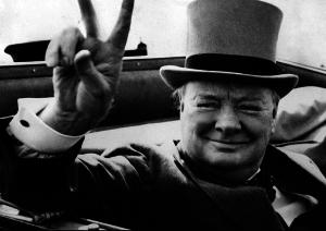 Winston Churchill is on Rod Brown's dinner party 'wishlist'.