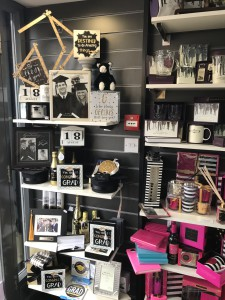 The Widdop and Co By Appointment some special occasions gifts in the Cheadle store.
