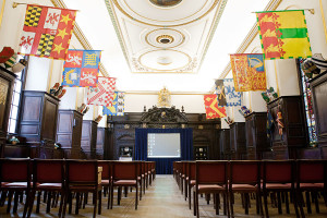 The grand of Stationers' Hall will be filled with those from the calendar and diary community, licensors and retailers in less than four weeks.