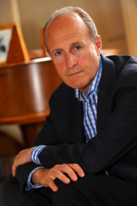 Sir Peter Bazalgette is championing more funding for creative industries, like greeting cards.