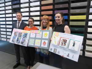 Initiatives like the On the Cards competition for students, instigated by The Art Group, GF Smith, The Sherwood Press and Paperchase should be further encouraged.