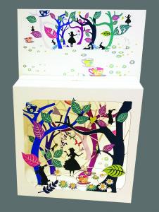 6G Forever handmade Best Handmade-Magic box-Forever cards Ltd copy