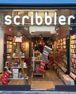 Scribbler's Newcastle store opened on Saturday (18 Nov).