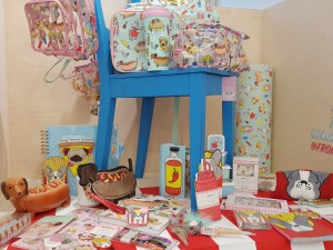 Some of the products in the Puppy Chow range from Paperchase.