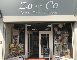 The Cheadle Zo and Co store.