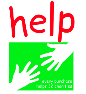The distinctive Help branding.