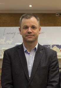 Ciaran Leonard took over as head of sales for indies last October, after 20 years with the company in various roles.