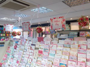 Home Counties mini-group, House of Cards made full use of the GCA-initiated Spring Seasons PoS for its Mother's Day displays in its stores.
