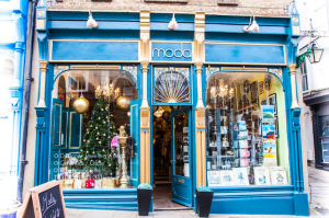 Moda is a beautiful shop offering quirky and eclectic gifts.