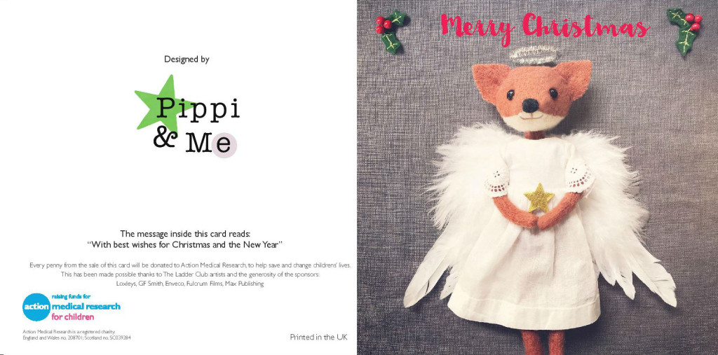 Cute design from Pippi & Me.