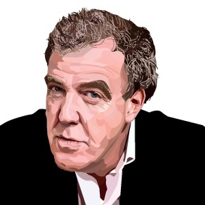 Jeremy Clarkson has also made the grade for Really Wild.