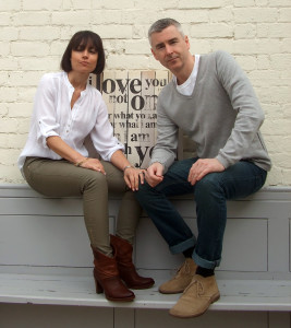 Mark Coulson and Hannah MacLeod are investing to grow their card and gift business in a number of ways.