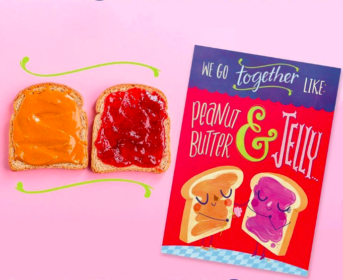 Us publisher designer greetings acquires madison park greetings pg madison park greetings the publisher made the most of promoting national peanut butter and jelly day yesterday on social m4hsunfo Images