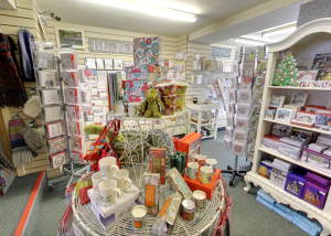 Just So, Malvern, has some beautiful cards and gifts.
