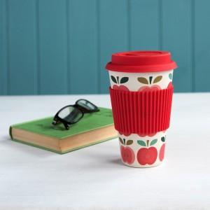 Bamboo travel mug from Rex London