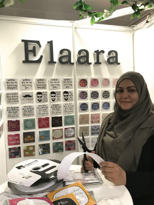 Faaezah Qureshi of Elaara is a cut above.