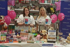 In store events for World Cancer Day in February.
