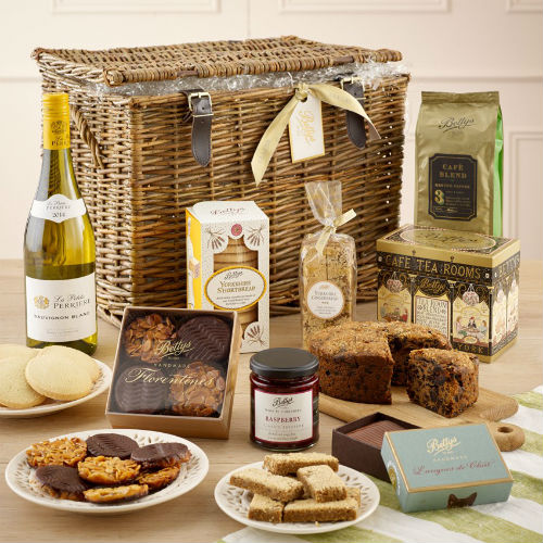 Win this hamper from Betty's from LS20 Letterpress Studio