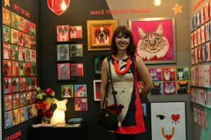 On my stand at PG Live