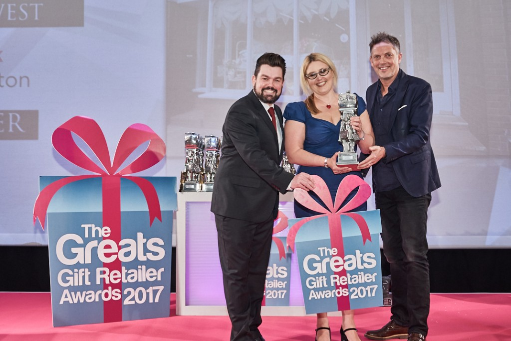 Emma Paisey started her career on the card publishing side (with Gibson) before setting up her Greats award winning card and gift shop, Daisy Park in South Molton, 10 years ago.