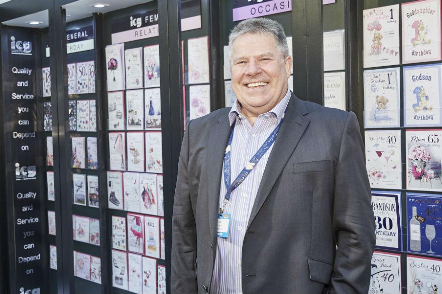 Tony Roberts of IC&G