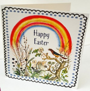 Kapelki Art card