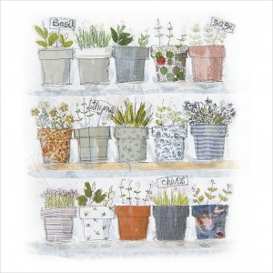 Some of UK Greeting's ecologically inspired designs