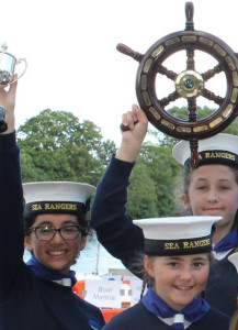 The Sea Ranger Association is a national charity, founded in 1920, offering opportunities for girls and young women(aged 9-21) to develop life skills and team working around a nautical environment.