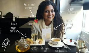 Sai Pathmanathan, 'chief mischief maker' of The Taste Buds