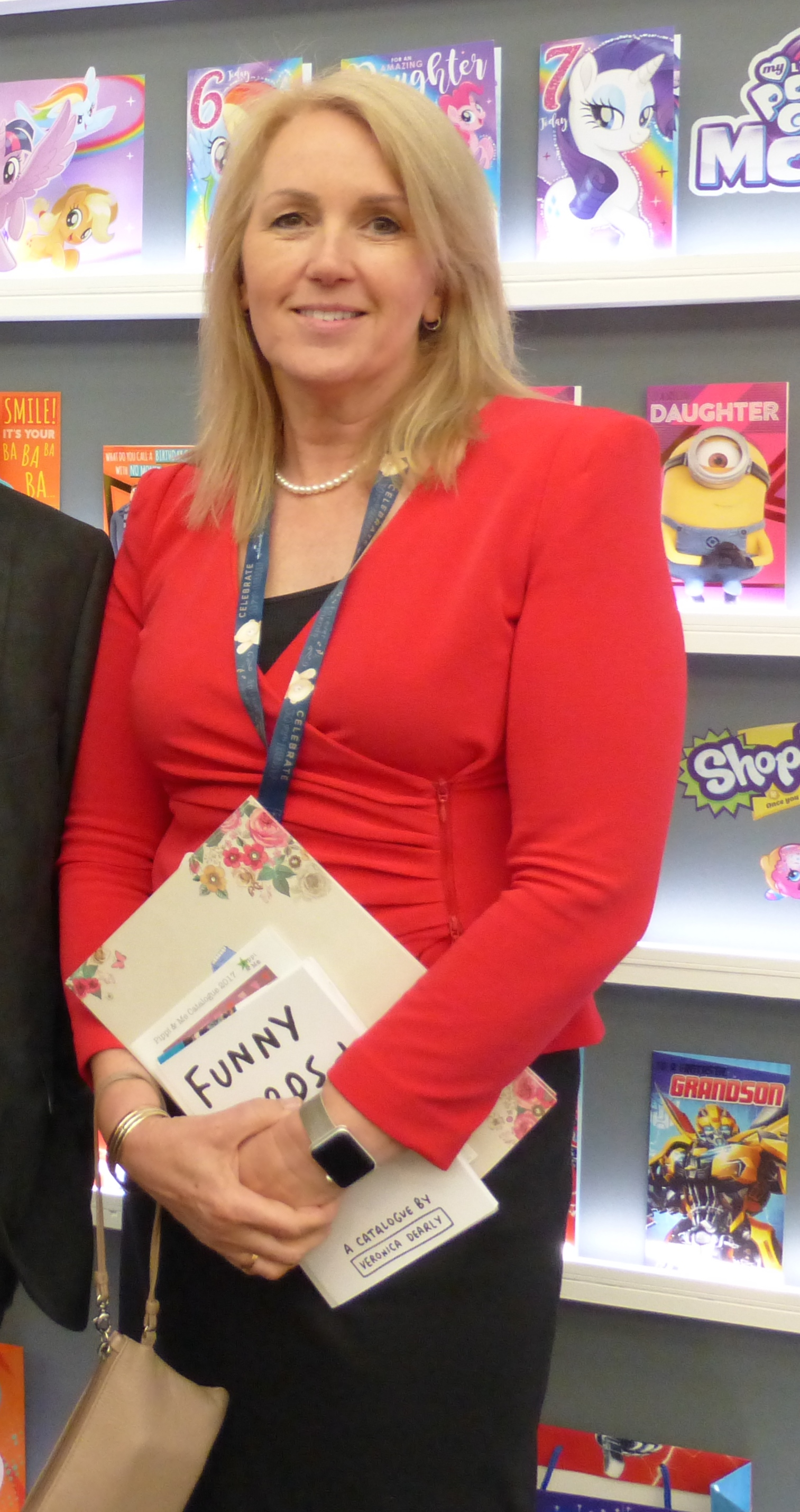 Card factory delivers sales growth but profits down pg buzz card factorys ceo karen hubbard negle Images