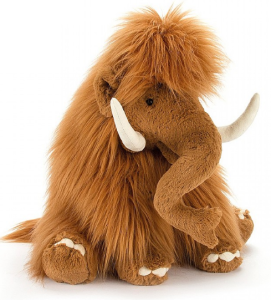 Maximus Mammoth from Jellycat.