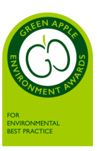 Instawrap has been awarded a Green Apple award.